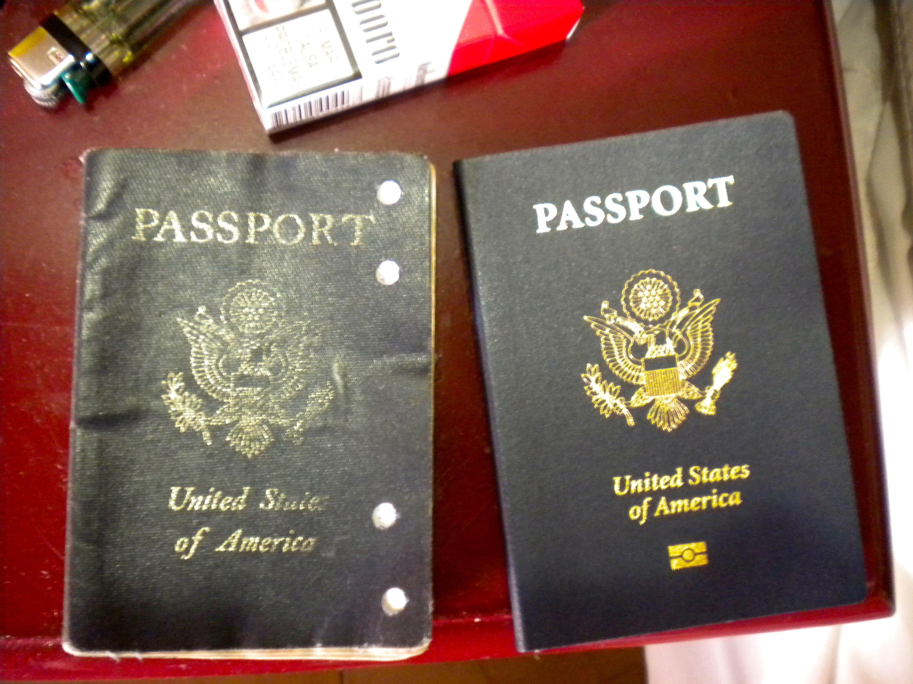 How to Renew US Passport Overseas / Abroad_Bogota | hereandthere40